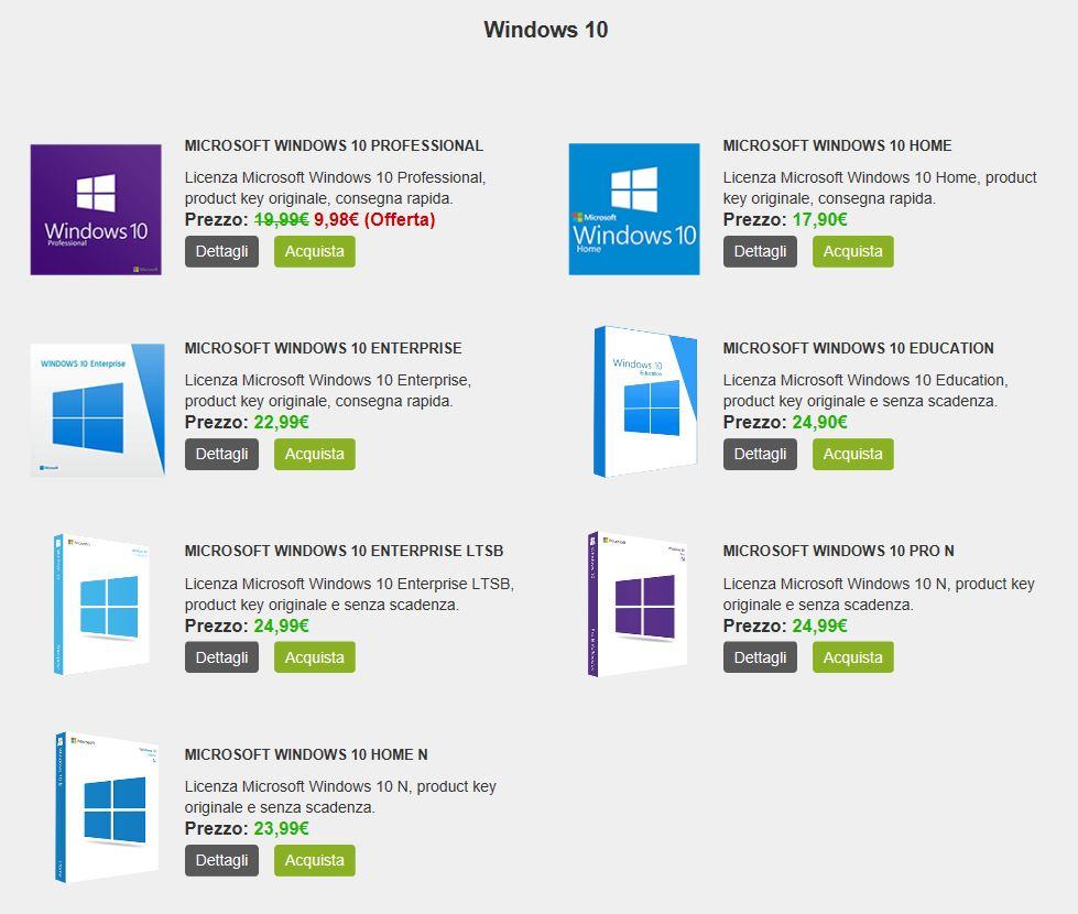hai problema con il tuo sistema operativo? La tua licenza microsoft è scaduta? Niente paura! Adesso puoi acquistare la tua licenza Microsoft o Adobe ad un prezzo scontatissimo! Clicca Sul Bunner qui sotto!